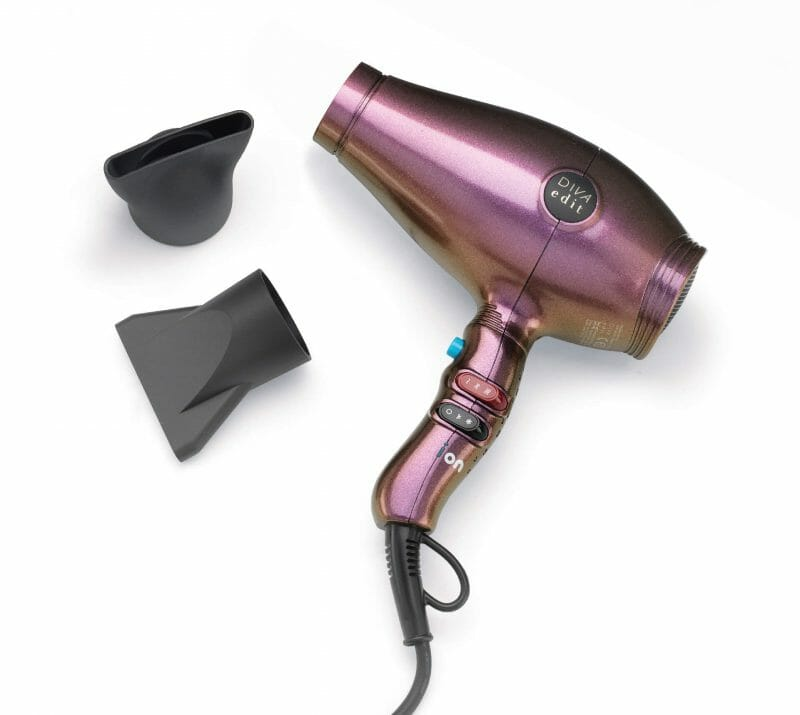 Diva Edit Polaris Dynamica 3500 Dryer (Airglow)